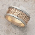 Celtic Knot Bands & Rings