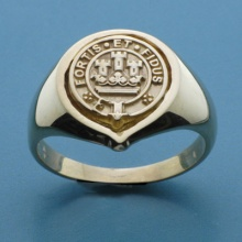 Gents Clan MacLachlan Ring