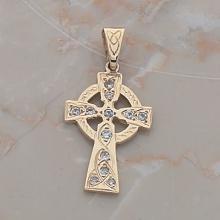 Heavy Cross with Diamonds