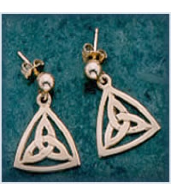 Don Trilogy Knot Earrings