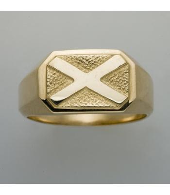 St. Andrews Cross Ring