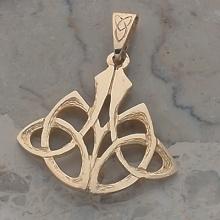 Patricia's Knot Pendant