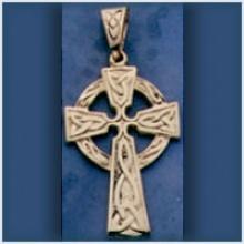 Medium Celtic Cross Pendant