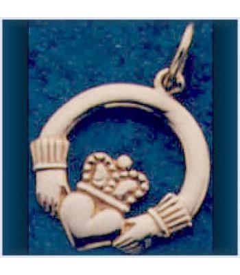 Small Claddagh Pendant