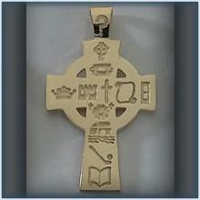 History of Scotland Cross