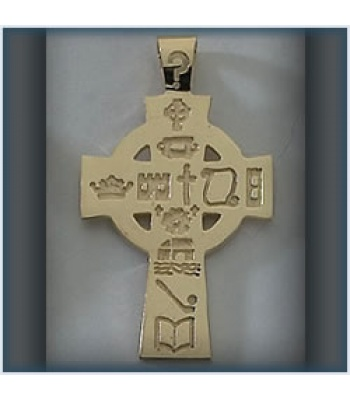 History of Scotland Cross