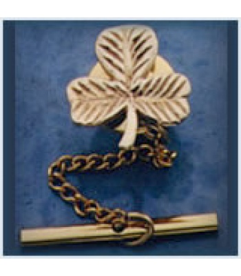 Shamrock Tie Pin