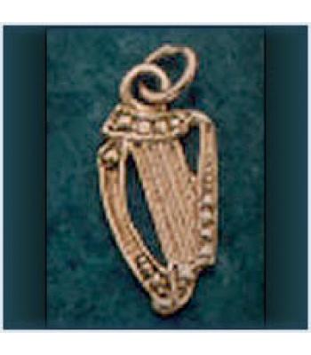 Medium Harp Pendant