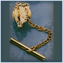 Irish Harp Tie Pin