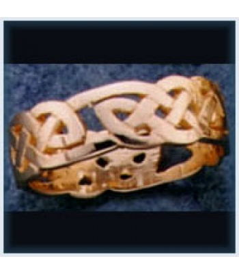 Celtic Knot Ring 3