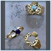Scottish Combination Ring