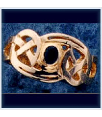 Celtic Stone Ring