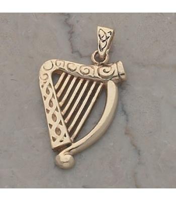 Large Harp Pendant