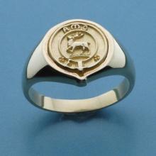 Clan Scott Ladies Ring